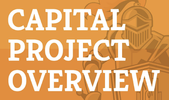 capital project overview graphic